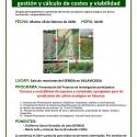 JORNADA DE PRODUCCION AGROECOLOGICA