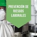 PREVENCIÓN DE RIESGOS LABORALES  CON MOTIVO DEL ESTADO DE ALERTA COVID-19